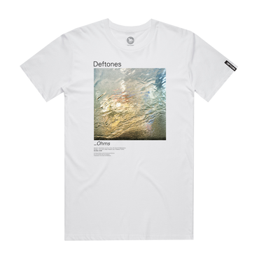 Ohms Underwater T-Shirt (White)