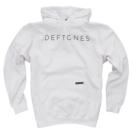 Roses Pullover Hoodie (White)