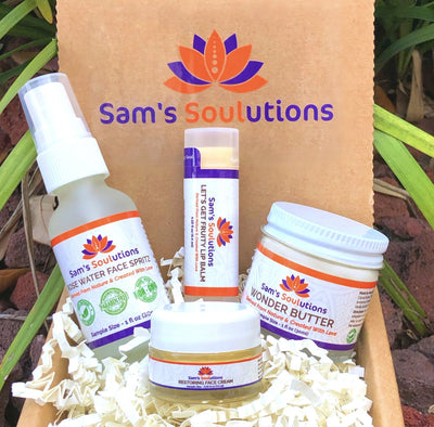 Personal Pack of Minis - Sam's Soulutions Plant-Based Skincare