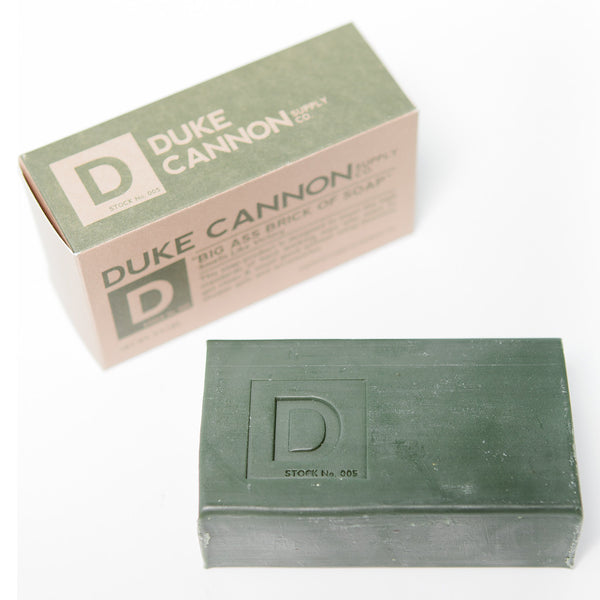 Duke Cannon Supply Soap