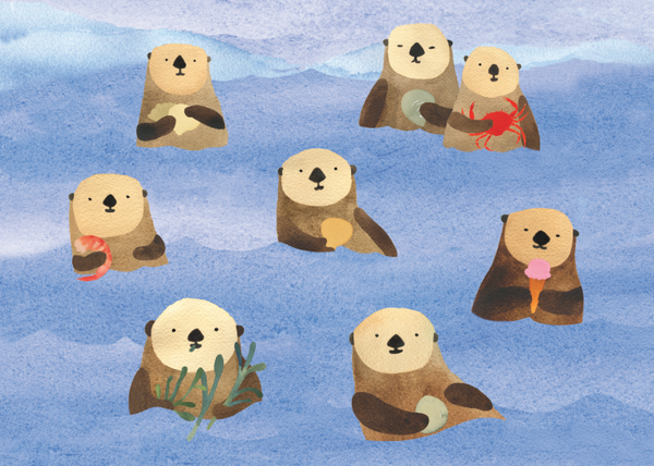 Otter Group Picnic
