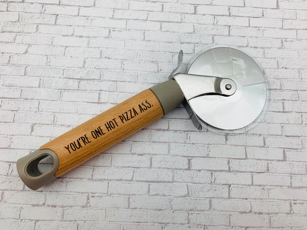Custom Pizza Slicer, Personalized Pizza Cutter