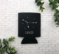 Zodiac Star Constellation Can Cooler