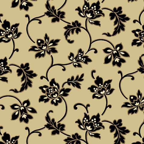 Belle Rose Fabric Collection