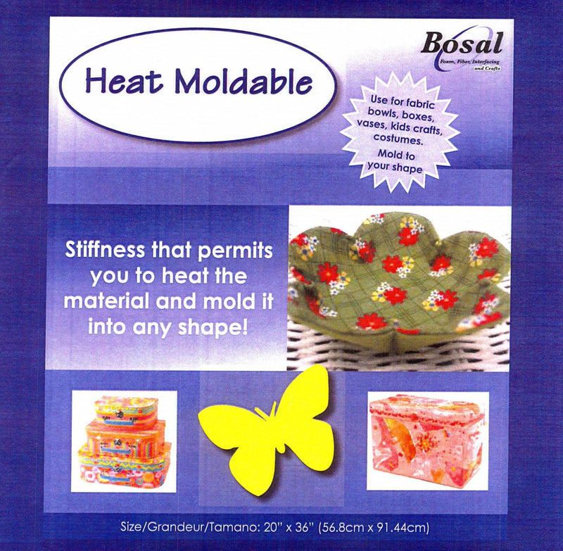 CHK Bosal Heat Moldable Stabilizer 20in x 36in - 490B