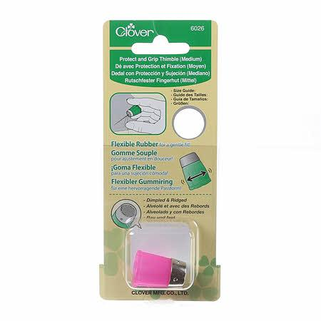 CHK Clover Protect And Grip Thimble Size Medium - 6026CV
