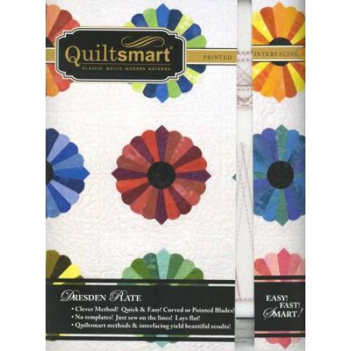 Quiltsmart Dresden Plate Classic Pack Pattern - QS20026