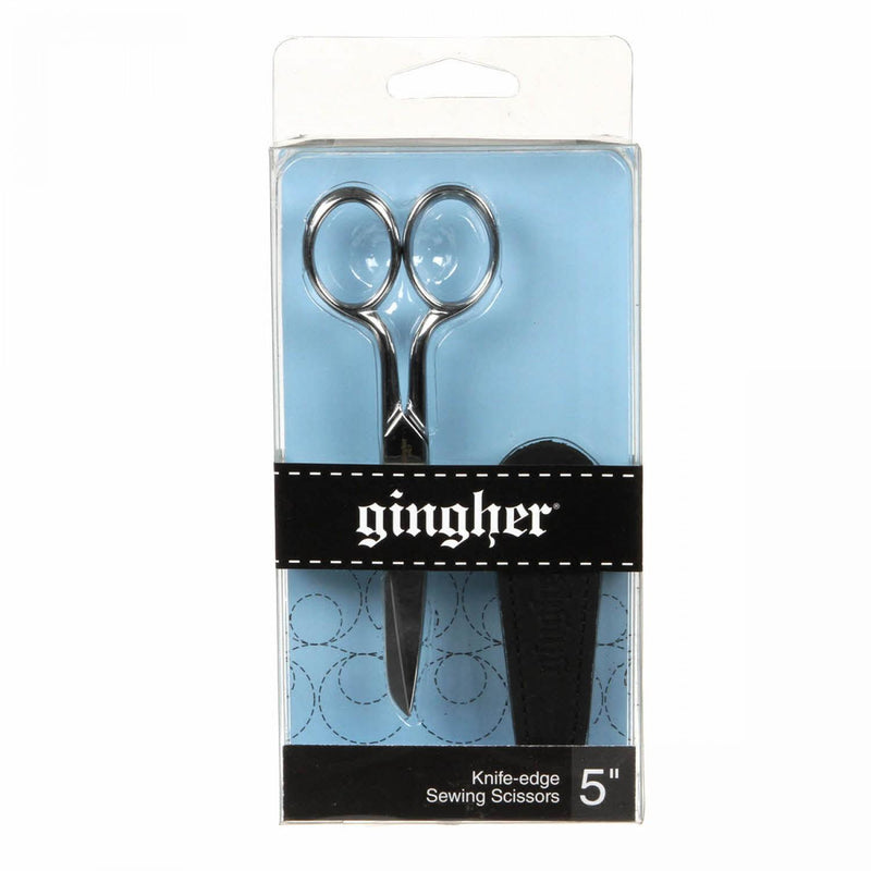"CHK Gingher 5"" Knife Edge Sewing Scissors - 01-005278"