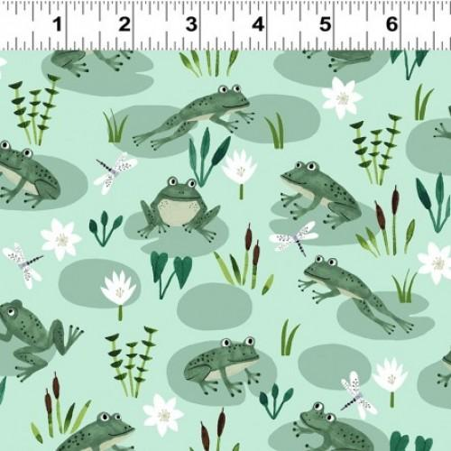 CWRK Woodland Wonder 2592-109 - Cotton Fabric