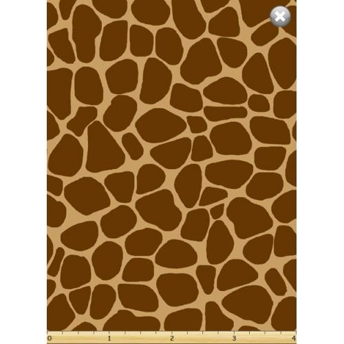 EES Zoe Giraffe Skin SB20258-280 - Cotton Fabric