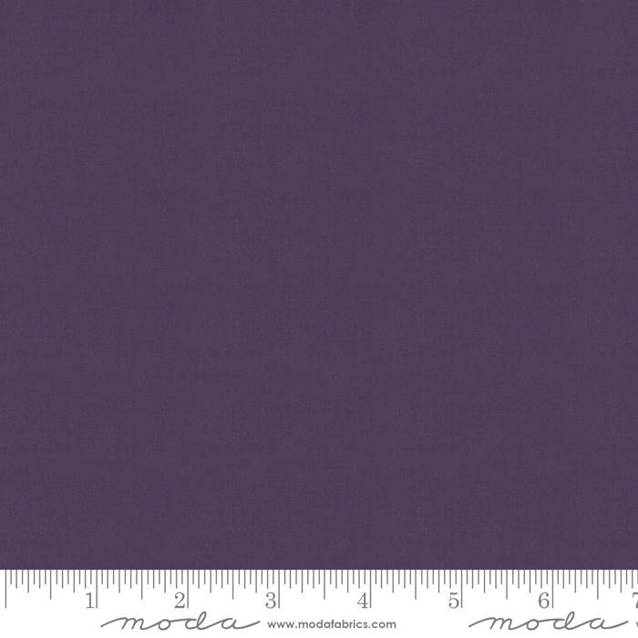 MODA Bella Solids Amethyst 9900-390 Purple - Cotton Fabric
