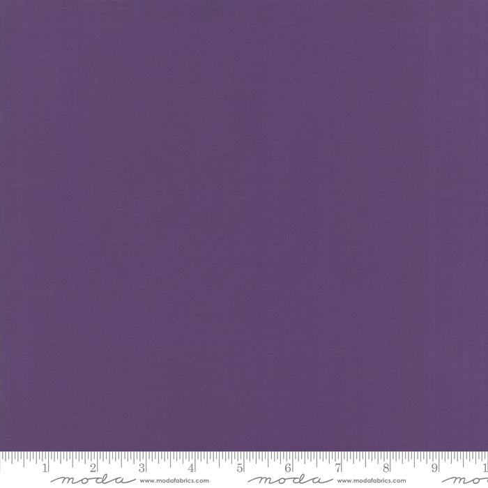 MODA Bella Solids Concord 9900-381 Purple - Cotton Fabric