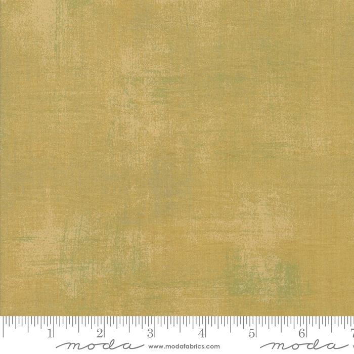 MODA Grunge Basics Ginger Ale 30150-448 Gold - Cotton Fabric