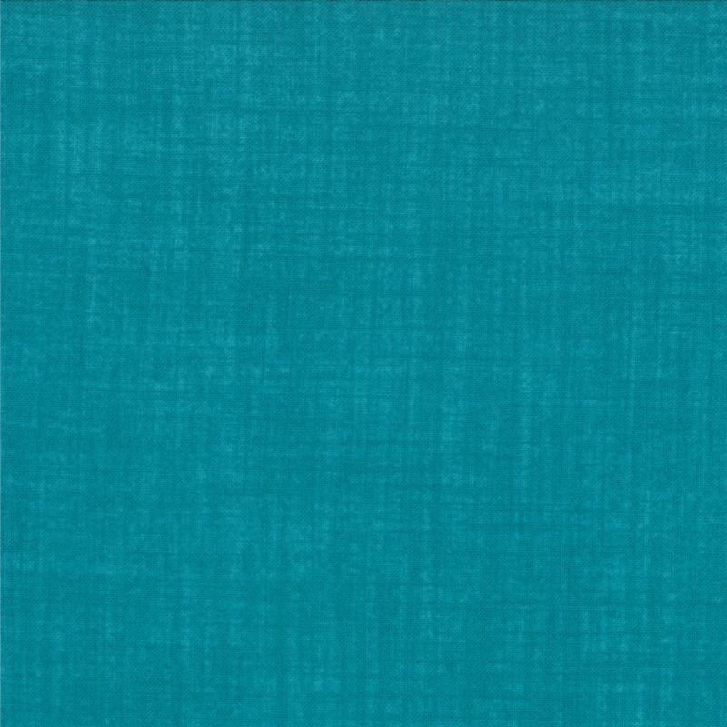 MODA Weave Turquoise 9898-53 - Cotton Fabric