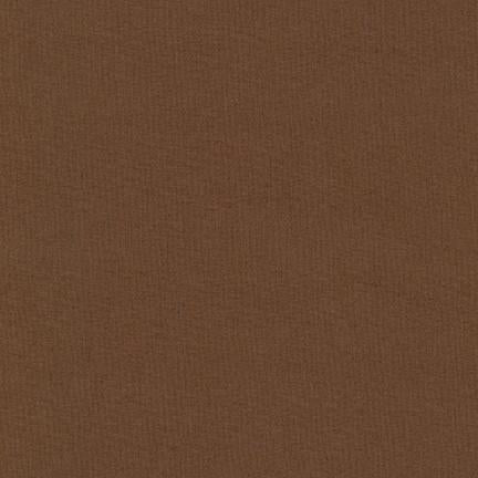 RK Kona Cotton Solids Mocha K001-1237 - Cotton Fabric