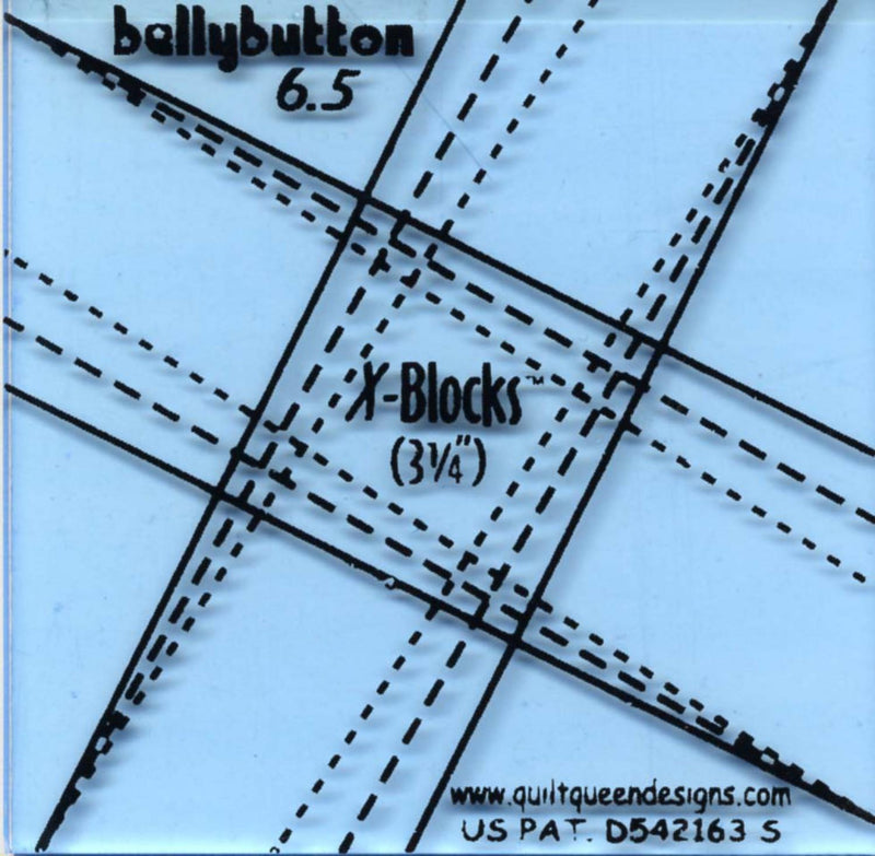 X-Blocks Bellybutton 6.5 Tool - XBB65