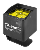 SET: 4x BeamZ BBP44 Mini Outdoor Uplighting Akku Par Scheinwerfer - Lightronic Showequipment