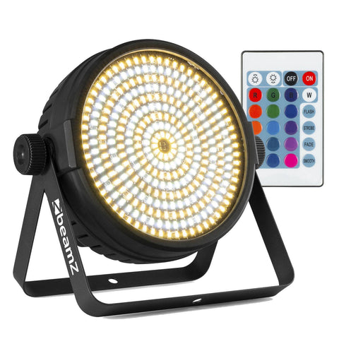 BeamZ BT430 LED DMX Stroboskop Warmweiß / Kaltweiß - Lightronic Showequipment