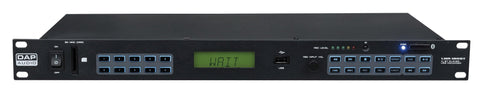 DAP UBR-180BT Bluetooth/USB-Player/Recorder - Lightronic Showequipment