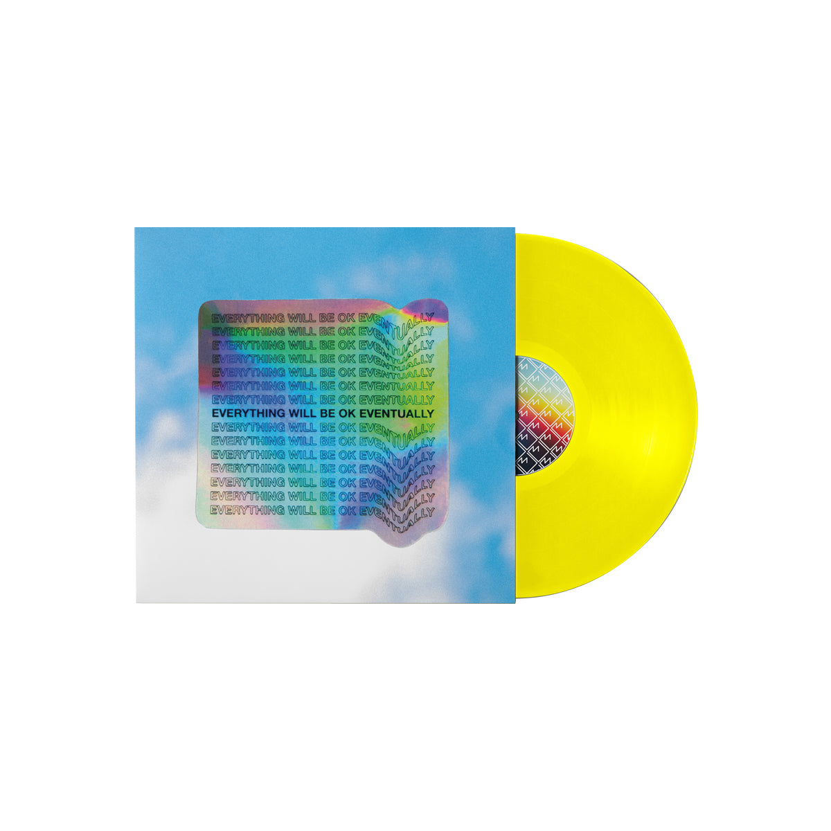 2021 Michigander Everything Will Be Okay Eventually Vinyl