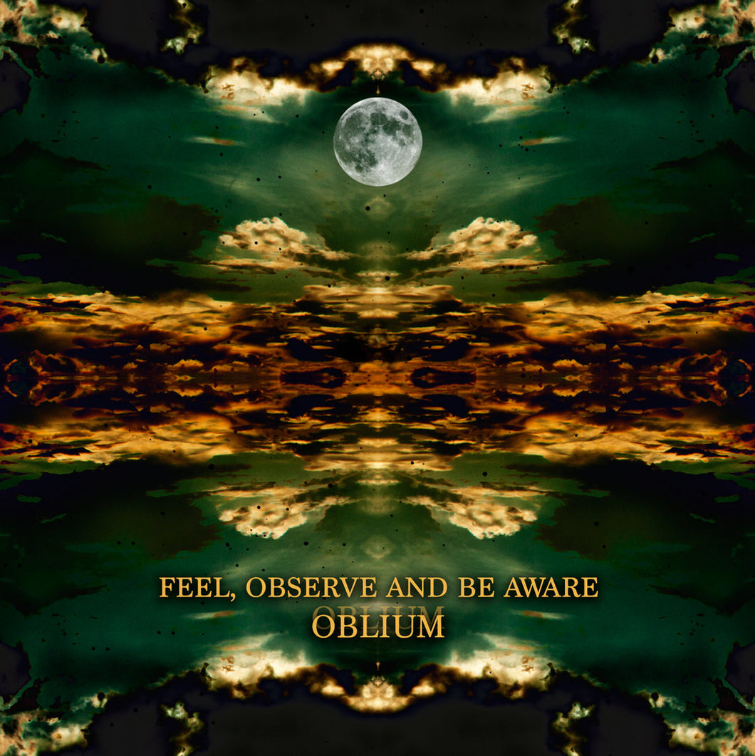 Feel, Observe And Be Aware - Oblium