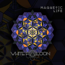 Load image into Gallery viewer, Magnetic Life - White Falcon