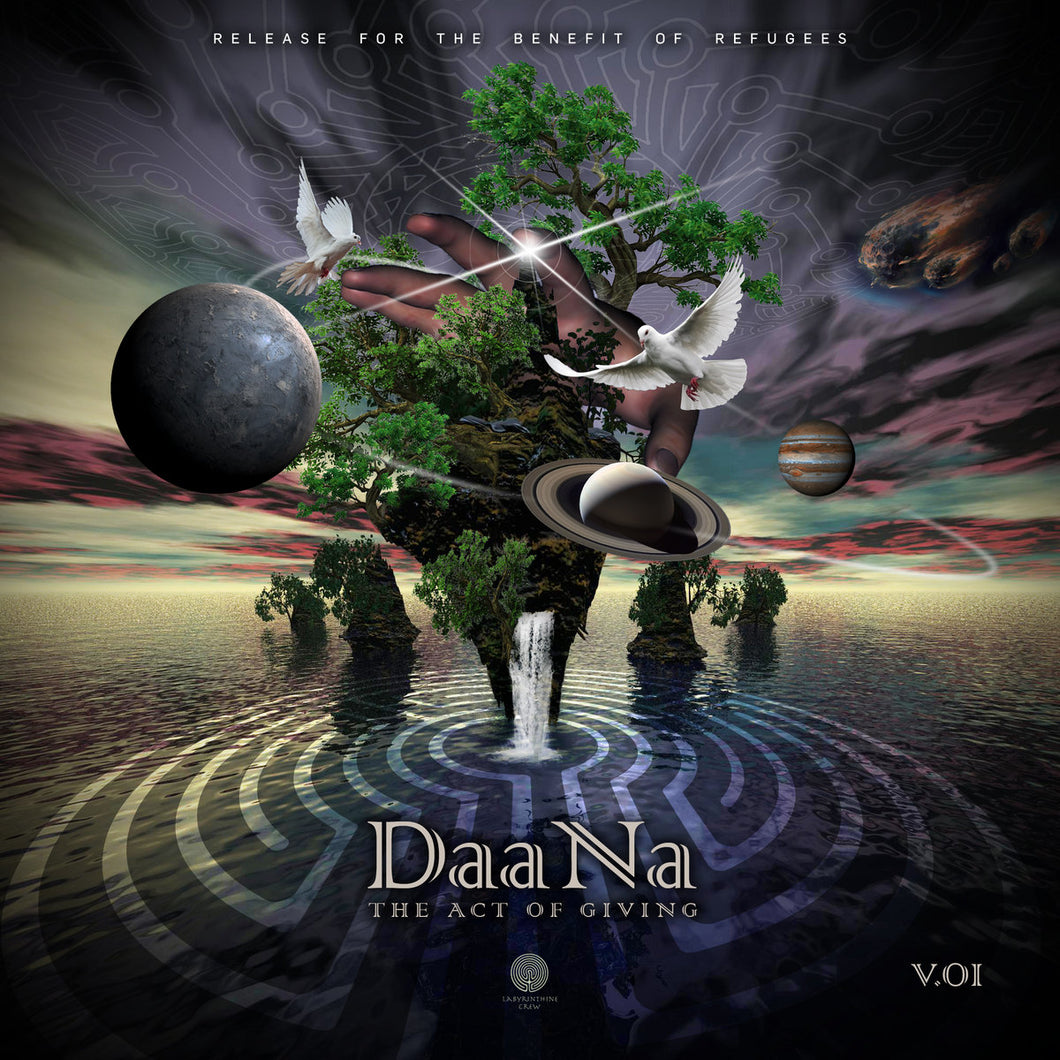 VA - Daana (The Act Of Giving) Vol.1
