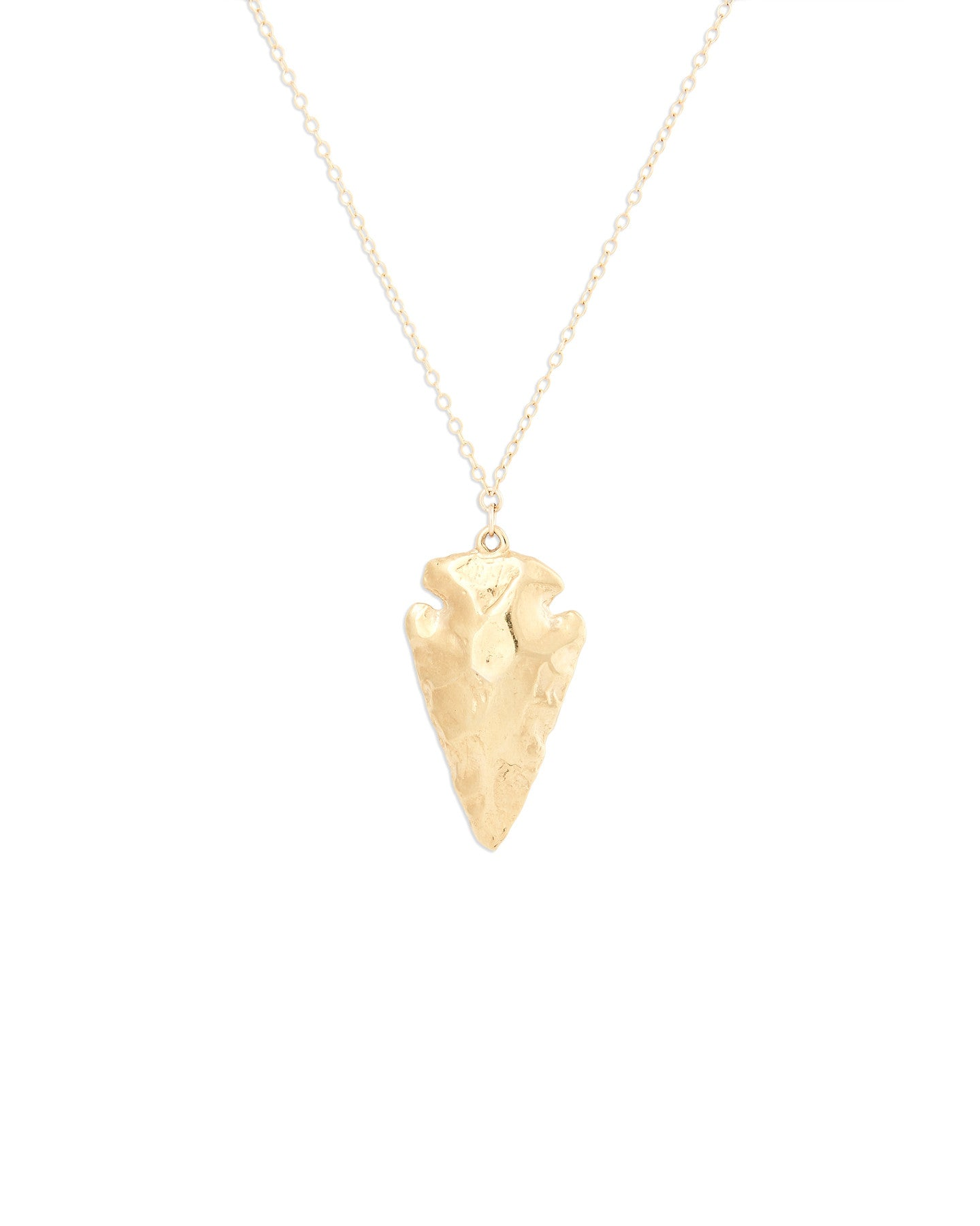 GOLD ARROWHEAD