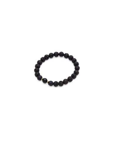 ESSENTIAL OILS BRACELET - BLACK ONYX