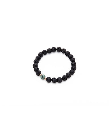 ESSENTIAL OILS BRACELET - AFRICAN TURQUOISE