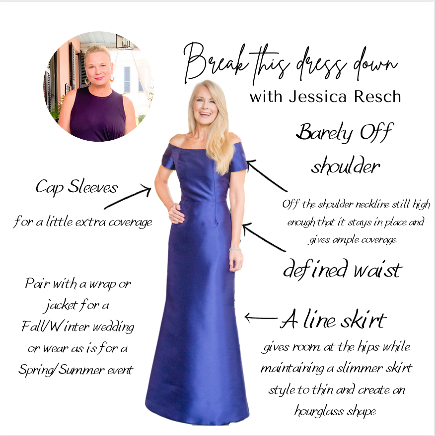 Mother of the bride dress, purple mother of the bride dress