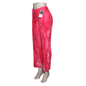 Tie-Dye Palazzo Pants 6 Pack (One Size Fits All)
