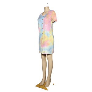 Jack's Special Tie-Dye Stretch Dress 6 Pack (M-L-XL 2-2-2)