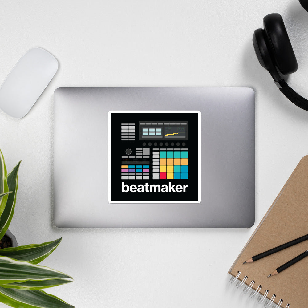Beatmaker Sticker