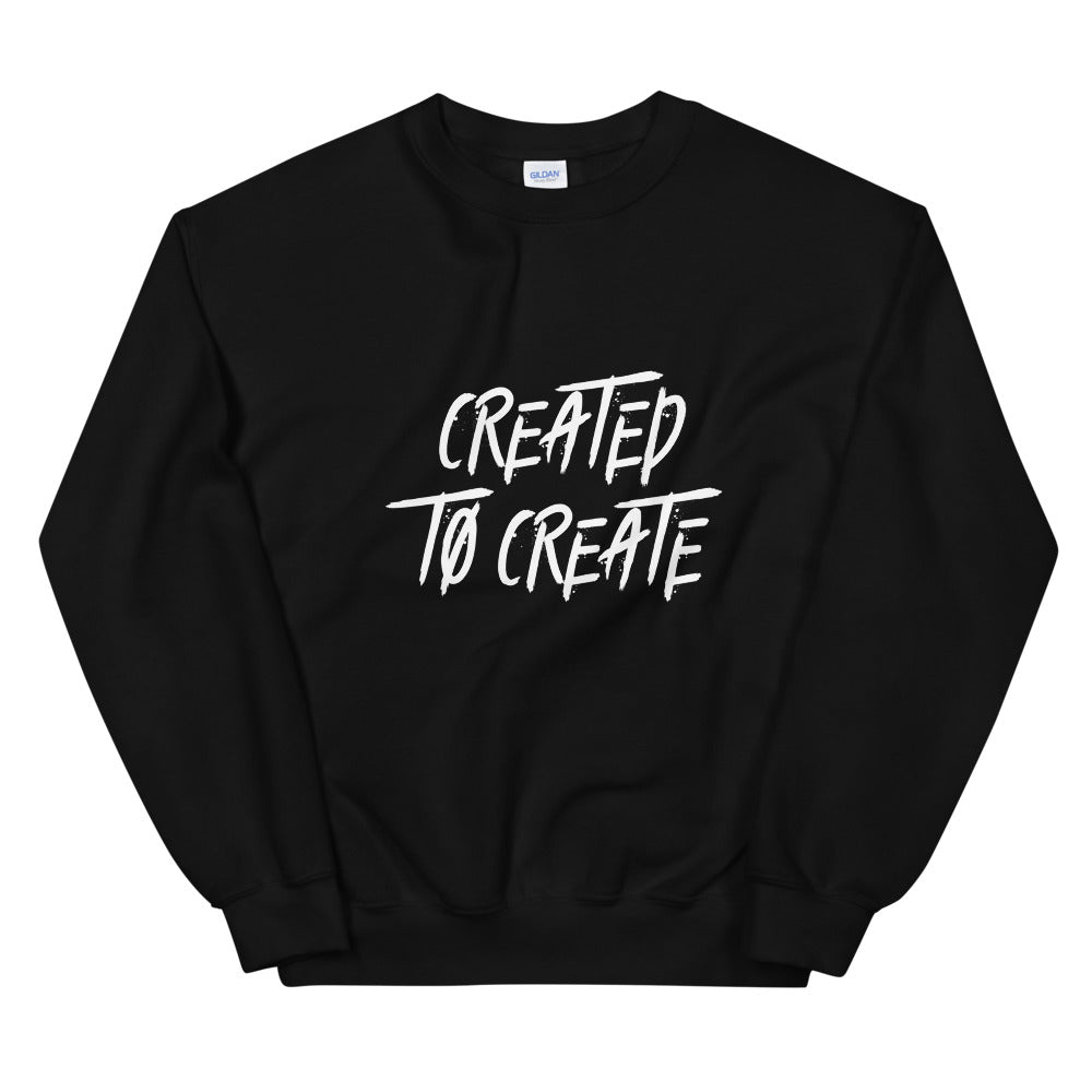 Created2Create Sweatshirt