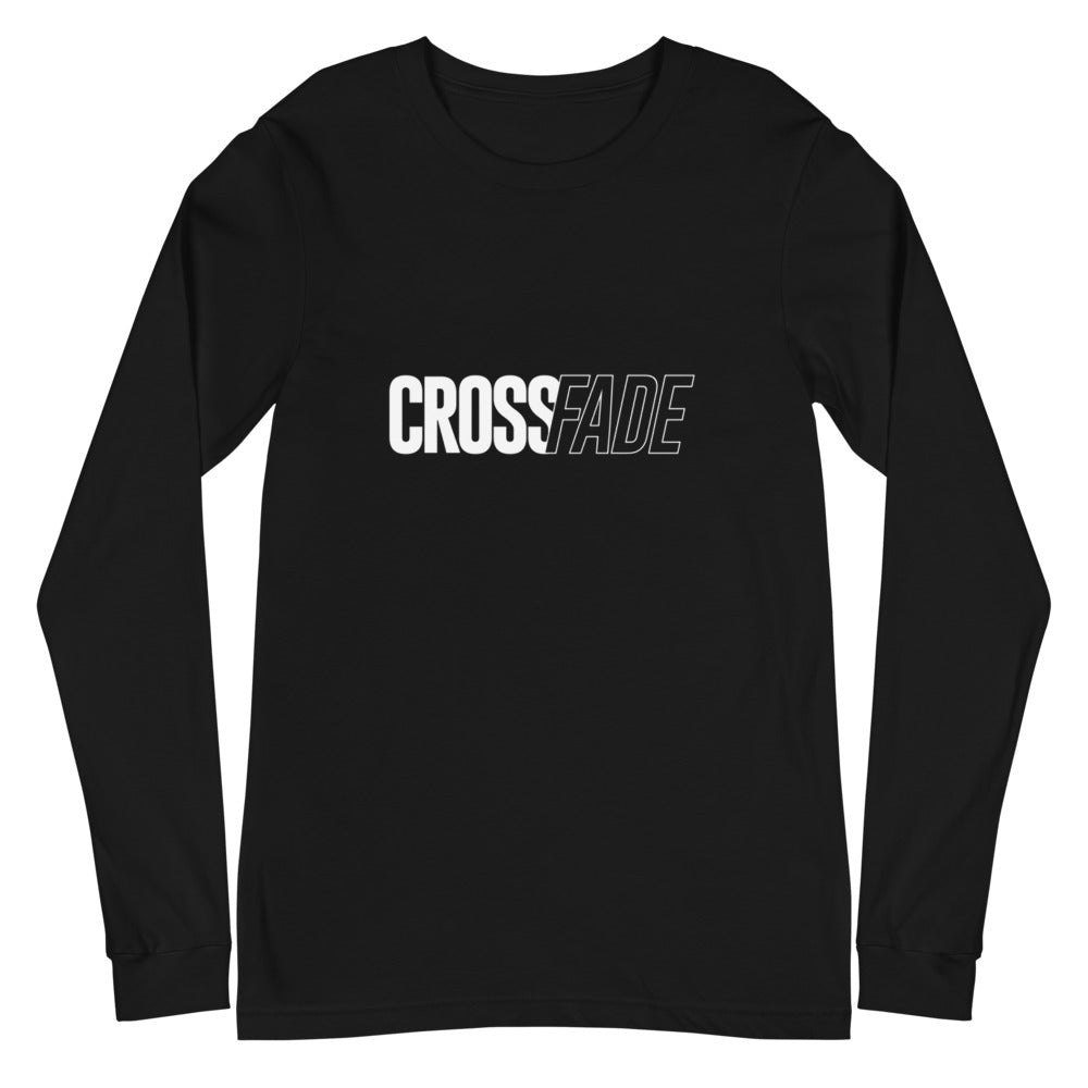 Crossfade Long Sleeve Tee (Dark)