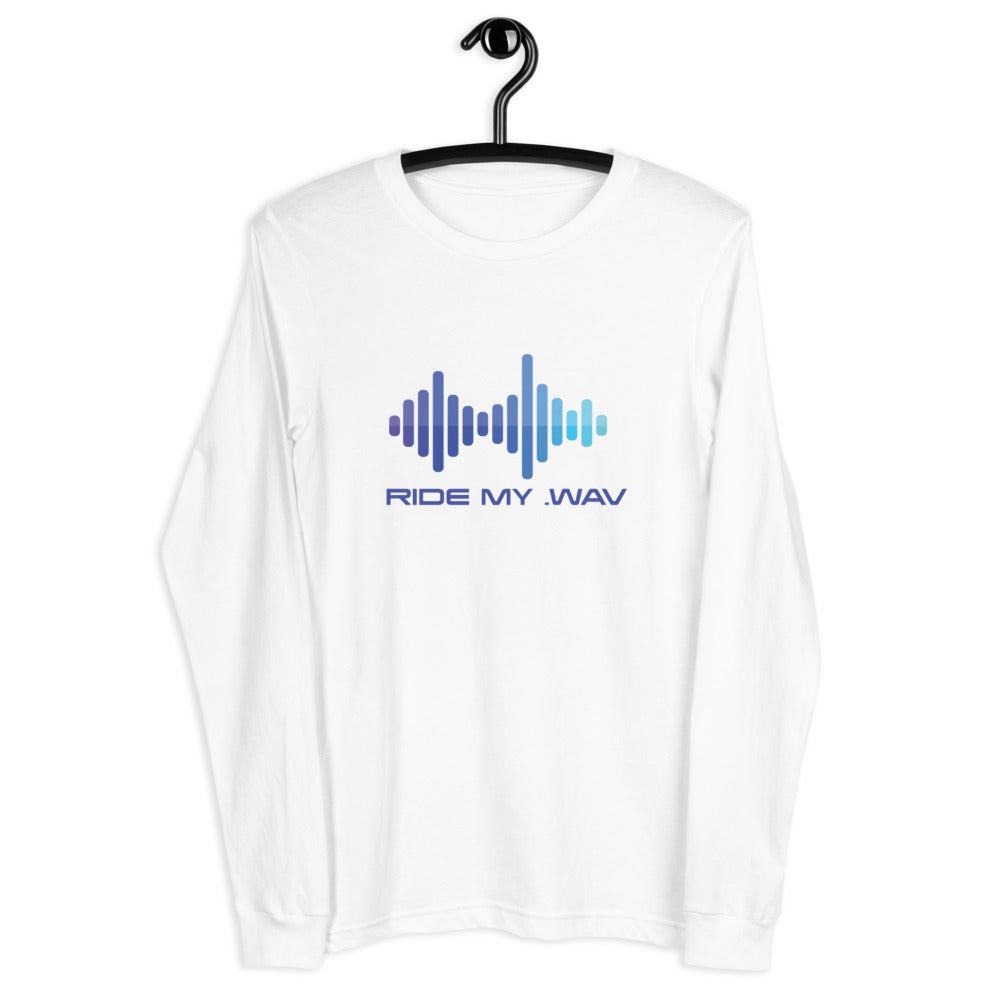 Ride My .WAV Long Sleeve Tee