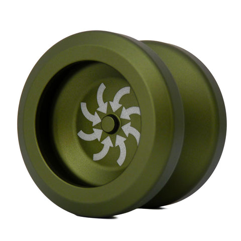 Singularity Yo-Yo Green