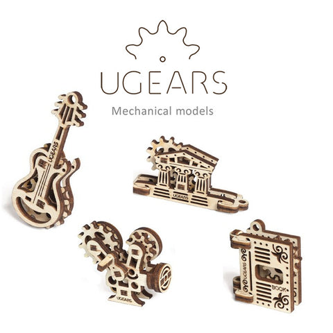 UGears U-Fidget Creation