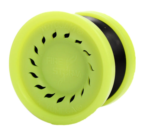 Firestorm Yo-Yo Neon Yellow