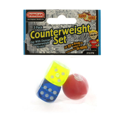 Duncan Counterweight 3-Pack Set