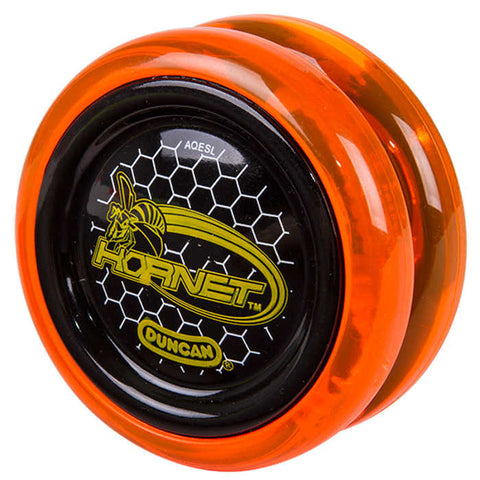 Duncan Hornet Yo-Yo Orange / Black Caps