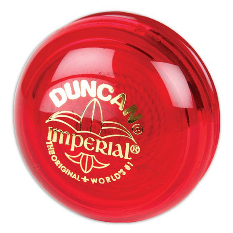 Duncan Imperial Red Yo-Yo