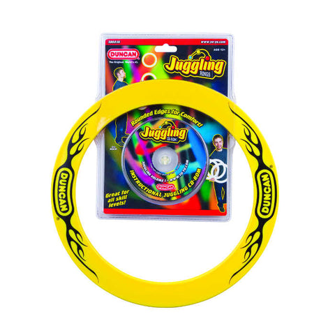 Duncan Juggling Rings 3-Pack