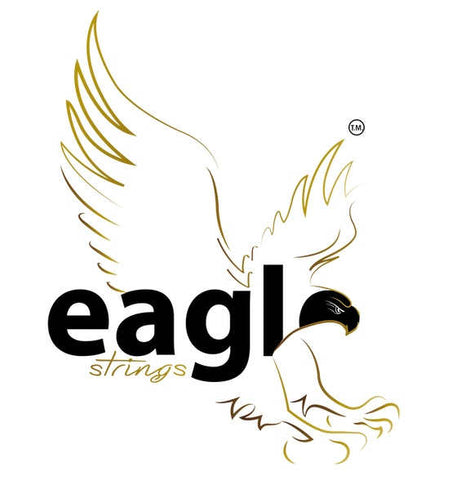 Eagle String BEAK LIGHT Carbon Fibre / Poly Pro String 10-Pack