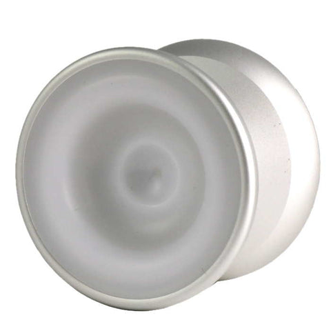 Magic YoYo METAL Skyva Silver / White Caps