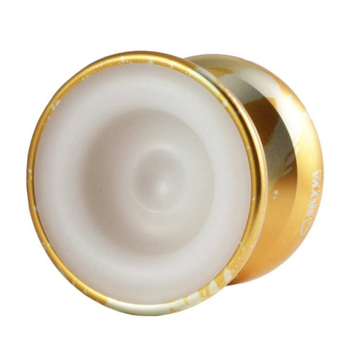 Magic YoYo 7075 Skyva - Gold / Silver Splash
