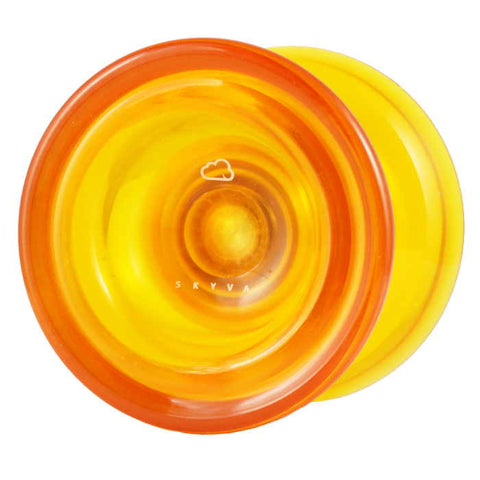 Magic YoYo Skyva Clear Orange