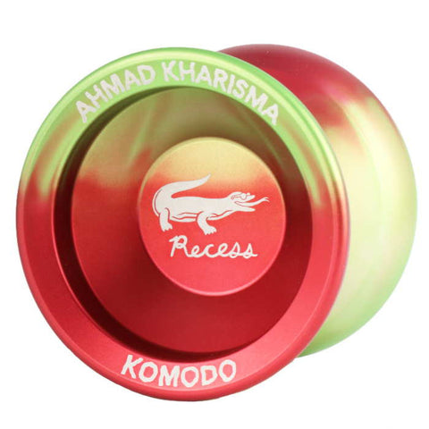 Recess Komodo Red / Green Yo-Yo