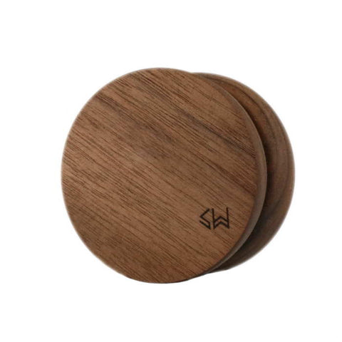 Spinworthy Harbinger 2 Yo-Yo - American Walnut - 46 grams